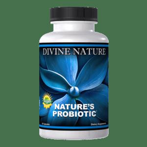 Divine Nature - Nature's Probiotic - Order here