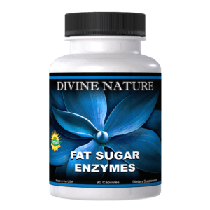 Divine Nature - Fat Sugar Enzymes