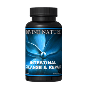 Divine Nature - Intestinal Cleanse & Repair
