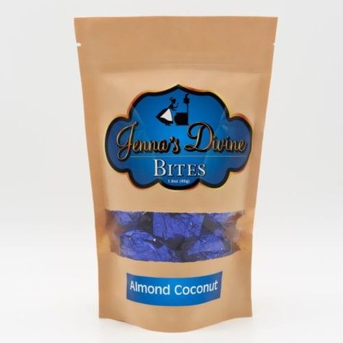 Jenna's Divine Bites - Almond Coconut