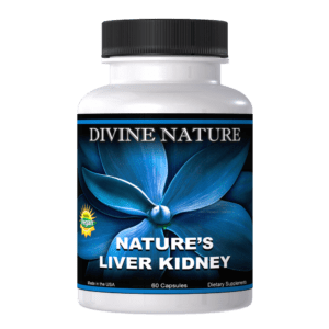 Divine Nature - Nature's Liver Kidney