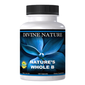 Divine Nature - Nature's Whole B