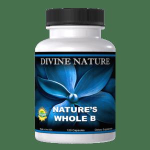 Divine Nature - Nature's Whole B