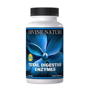 Divien Nature - Total Digestive Enzymes