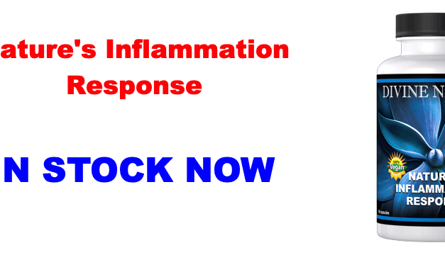Nature's Inflammation Response is back in stock